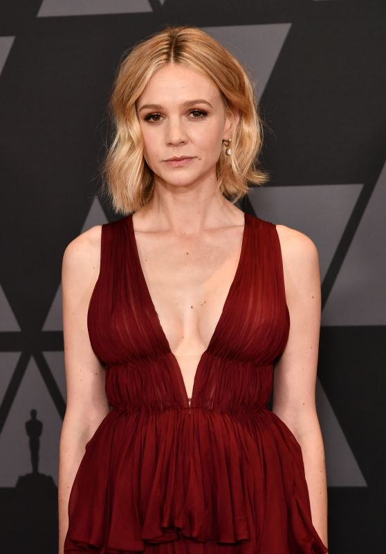Carey Mulligan – Governors Awards 2017 in Hollywood