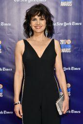 Carla Gugino – Gotham Independent Film Awards 2017 Red Carpet