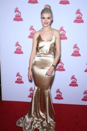Carla Maur – Latin Recording Academy Person of the Year in Las Vegas 11/15/2017