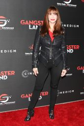 "Caroline Williams – ""Gangster Land"" Premiere in Los Angeles"