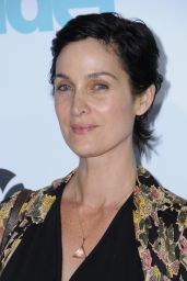 "Carrie-Anne Moss – ""Wonder"" Premiere in Westwood"