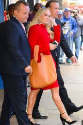"""Carrie Underwood at """"Good Morning America""""in New York City 11/02/2017"""