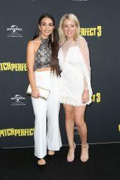"""Cartia Mallan – """"Pitch Perfect 3"""" Premiere in Sydney"""