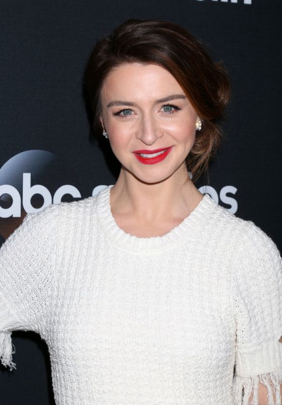 "Caterina Scorsone – ""Grey's Anatomy"" 300th Episode Celebration in LA"