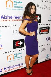 "Cerina Vincent – ""Broken Memories"" Premiere in Los Angeles"