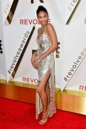 Chanel Iman - #REVOLVEawards in Hollywood 11/02/2017