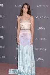 Charlotte Casiraghi – 2017 LACMA Art and Film Gala in Los Angeles