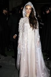 Charlotte Le Bon – Dior Party in Madrid 11/22/2017