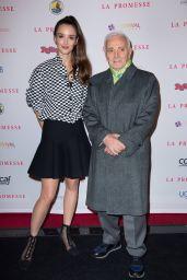"Charlotte Le Bon - ""La Promesse"" Premiere in Paris"