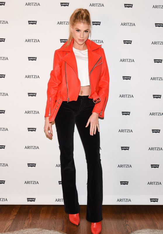Charlotte McKinney – Levi's by Aritzia Collection Launch in Los Angeles