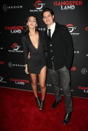 "Cherie Jimenez – ""Gangster Land"" Premiere in Los Angeles"