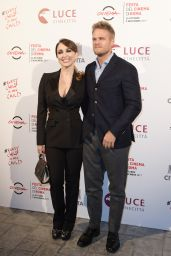 """Chiara Francini – """"Every child is my Child"""" Charity Dinner in Rome 11/03/2017"""
