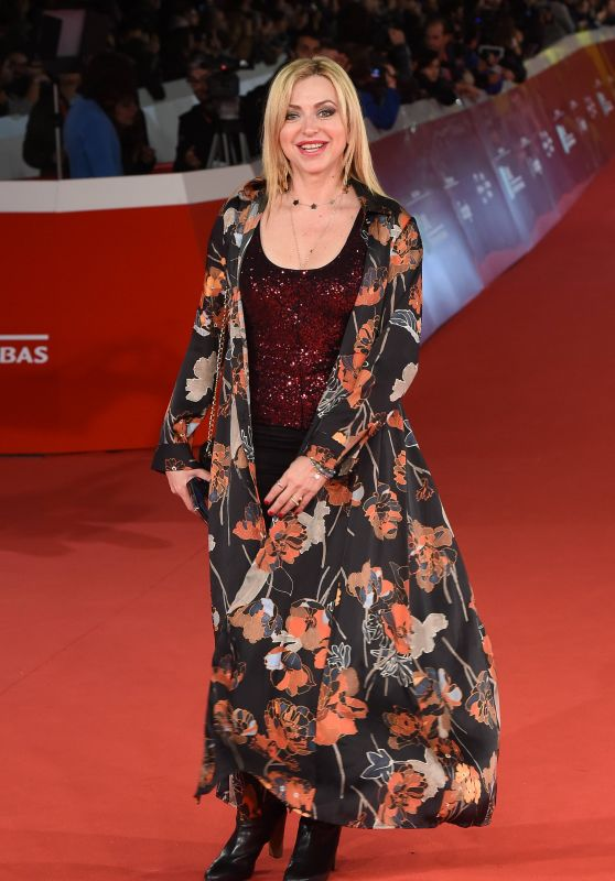 "Chiara Sani - ""McKellen Playing the Part"" Premiere in Rome"