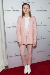 Chloe Grace Moretz – Forevermark Tribute Event in NYC 11/07/17