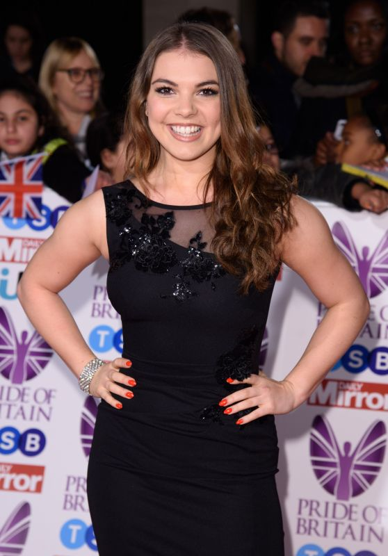 Chloe Hewitt – Pride of Britain Awards 2017 in London