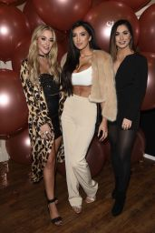 Chloe Khan – Skulpt Non Surgical Clinic First Birthday Party in Liverpool 11/19/2017