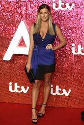 Chloe Meadows – ITV Gala Ball in London 11/09/2017