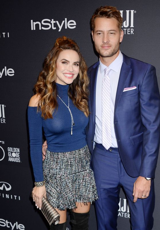 Chrishell Stause – HFPA and InStyle Celebrate Golden Globe Season in Los Angeles 11/15/2017