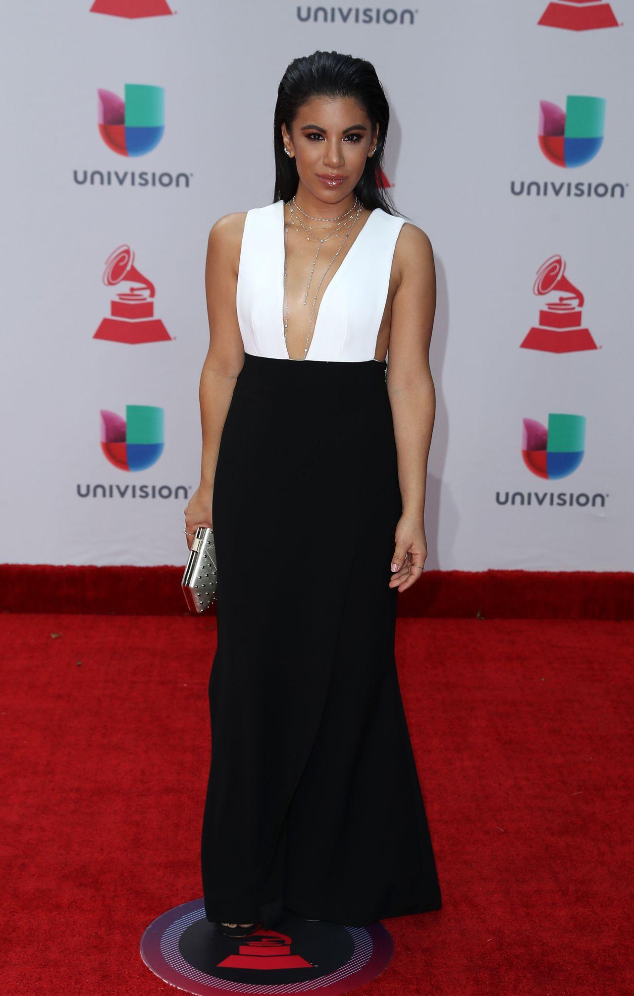Chrissie Fit – Latin Grammy Awards 2017 Las Vegas