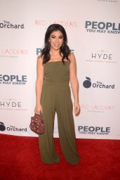"Chrissie Fit – ""People You May Know"" Premiere in Los Angeles"