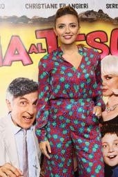 """Christiane Filangieri and Serena Rossi - """"Caccia al Tesoro"""" Movie Photocall in Naples"""