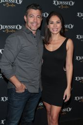 Christina Leucas – Cavalia Odysseo Celebrity Premiere in Los Angeles