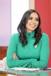Christine Bleakley - Loose Women TV Show in London 11/01/2017