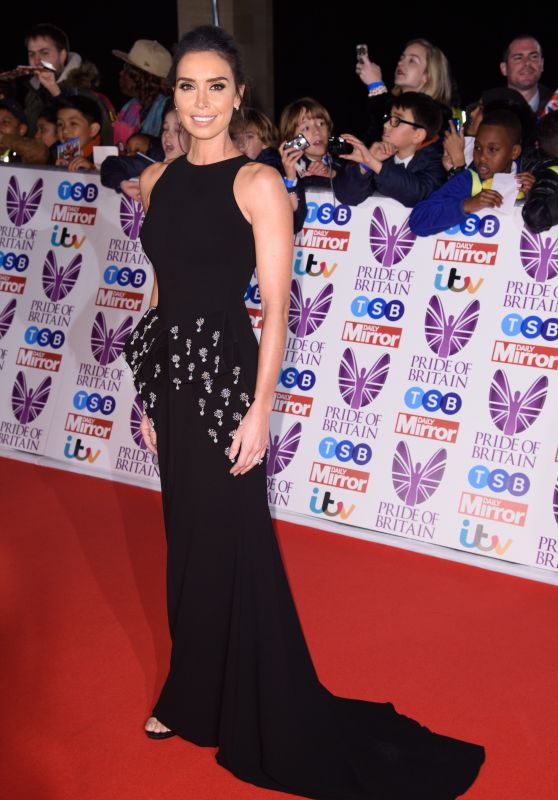 Christine Bleakley – Pride of Britain Awards 2017 in London
