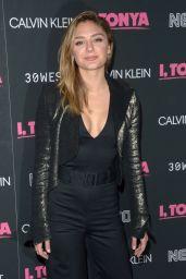 "Christine Evangelista – ""I Tonya"" Premiere in New York City"