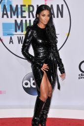 Ciara – American Music Awards 2017 in Los Angeles