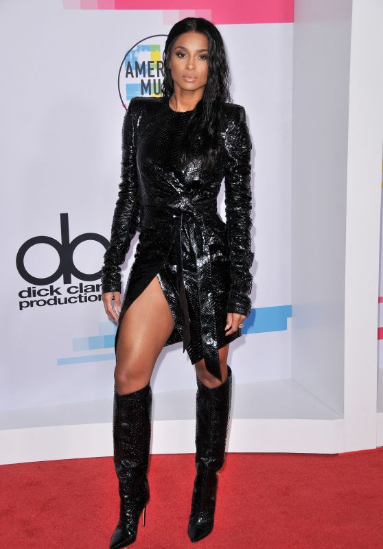 Ciara – American Music Awards 2017 in Los Angeles