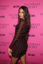 Cindy Bruna – VS Angels Viewing Party in New York