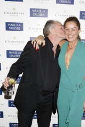 Claire Sweeney – Marella Cruises First Spa at Sea in London