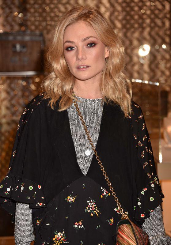 """Clara Paget – Louis Vuitton x Vogue """"Gingernutz"""" Event in London"""