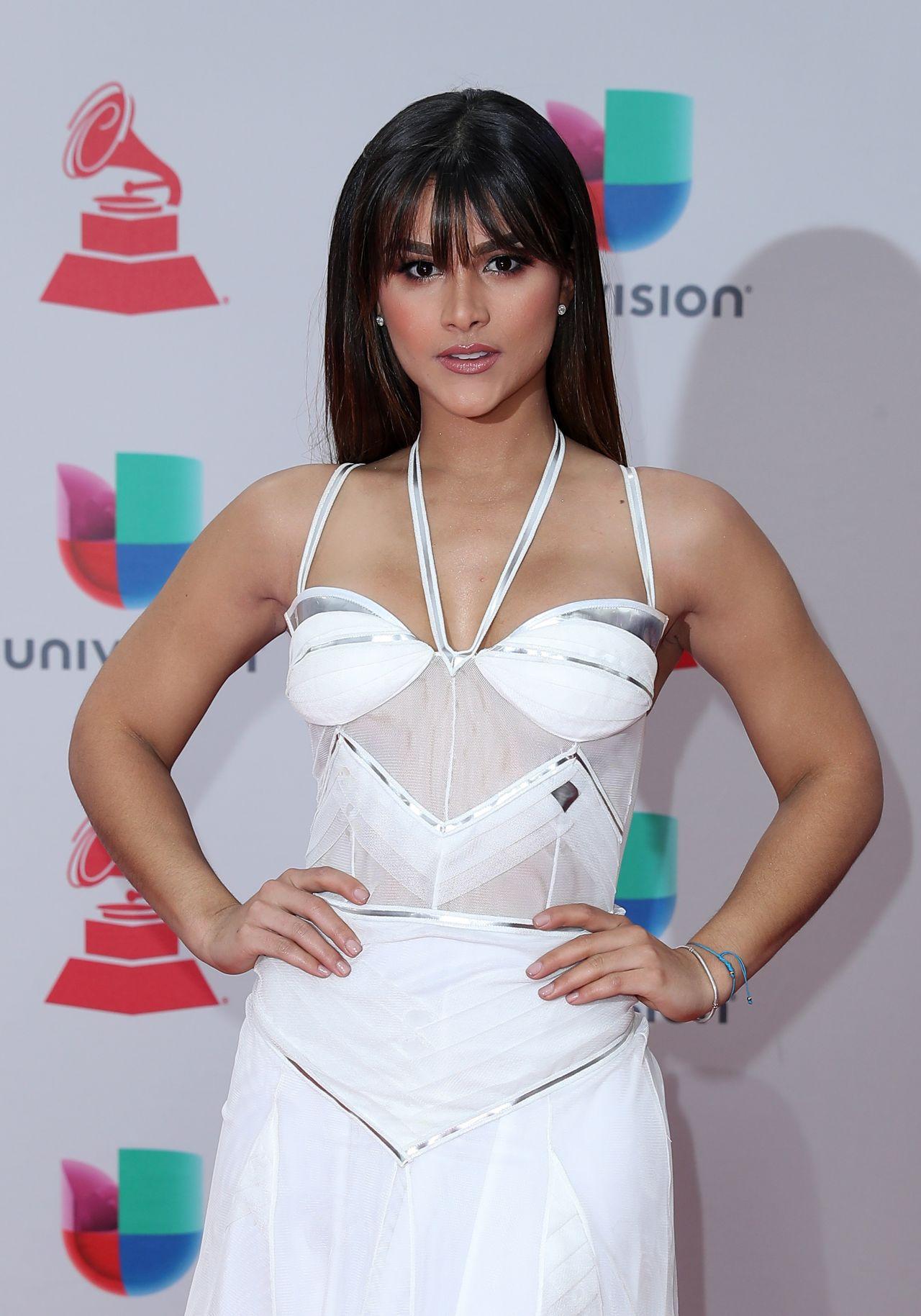 Clarissa Molin – Latin Grammy Awards 2017 Las Vegas