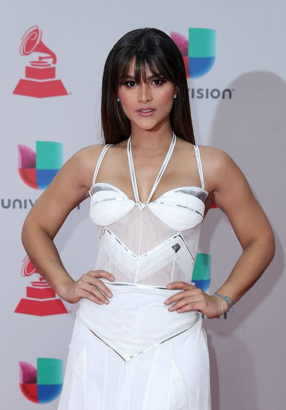 Clarissa Molin – Latin Grammy Awards 2017 Las Vegas