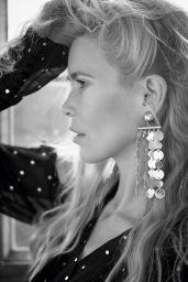 Claudia Schiffer - The Edit Magazine November 2017 Photos