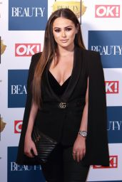 Courtney Green and Chloe Meadows – Beauty Awards With OK! in London