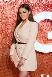 Courtney Green – ITV Gala Ball in London 11/09/2017