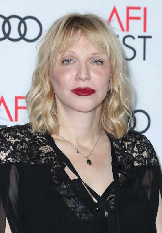 "Courtney Love – ""The Disaster Artist"" Centerpiece Gala in LA"