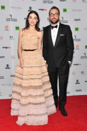 Crystal Reed - International Emmy Awards 2017 in New York City