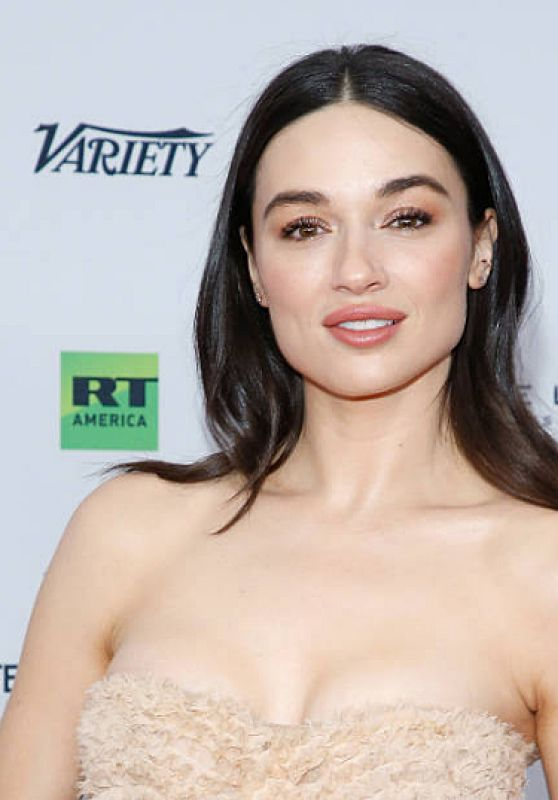 Crystal Reed - International Emmy Awards 2017 in New York City