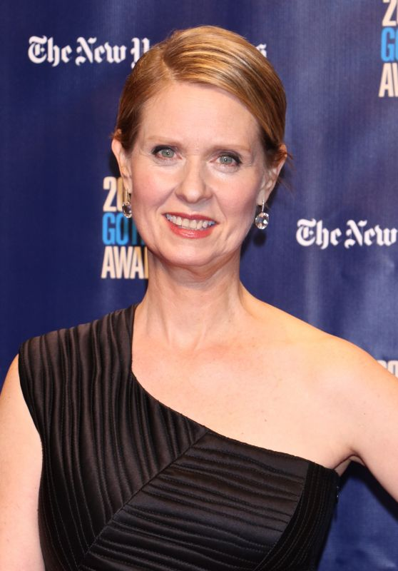 Cynthia Nixon – Gotham Independent Film Awards 2017 Red Carpet
