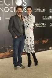 """Dafne Fernandez – """"Perfectos Desconocidos"""" Premiere in Madrid, Spain 11/28/2017"""