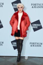 Daisy Lewis – Skate at Somerset House Launch Party in London 11/14/2017