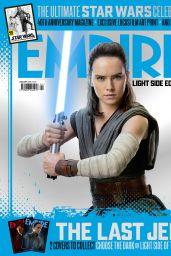 Daisy Ridley - Empire Magazine January 2018
