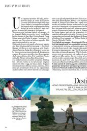 Daisy Ridley - Grazia Magazine Italy November 2017 Issue