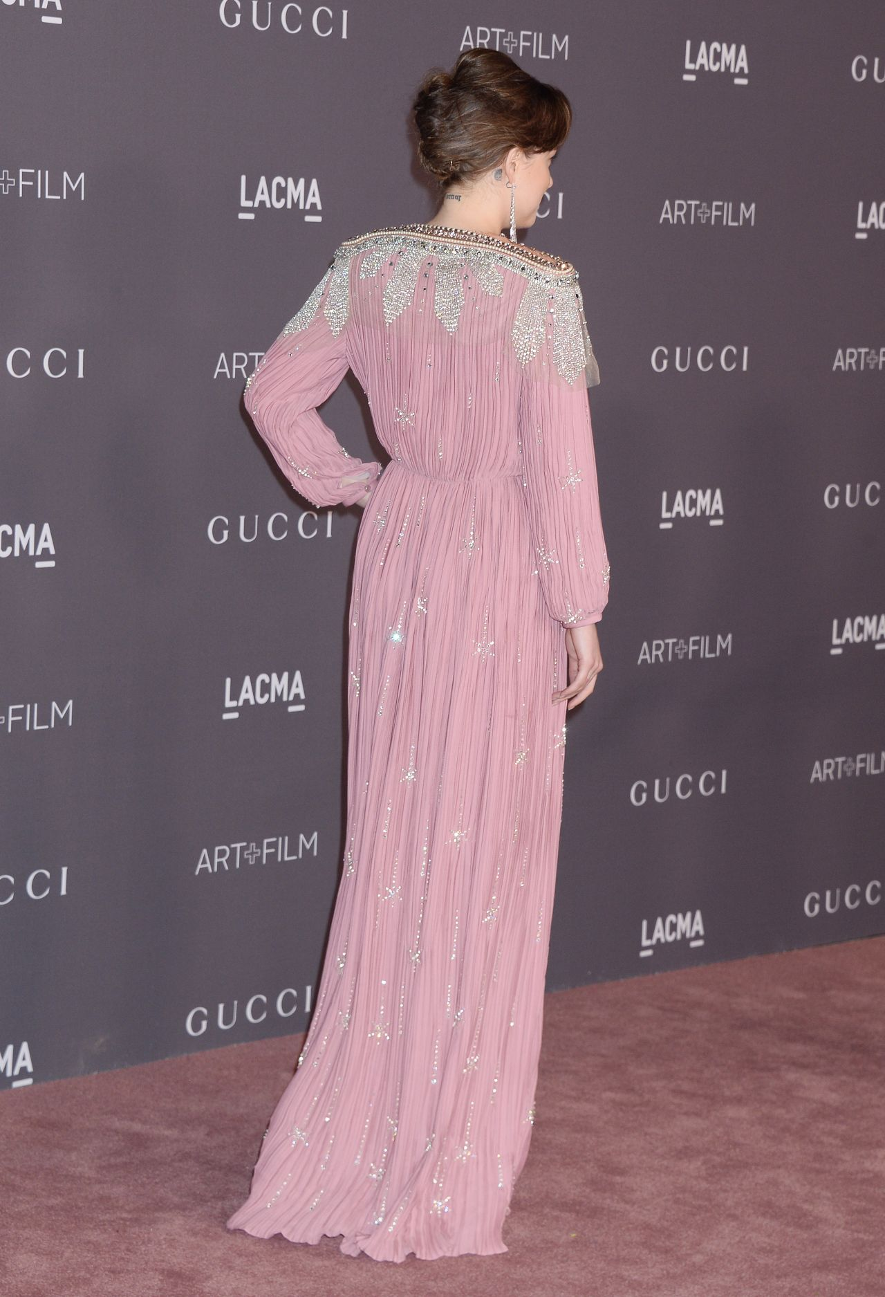 Dakota Johnson - 2017 LACMA Art and Film Gala in Los Angeles