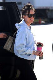 Dakota Johnson at Milk Studios in Hollywood 11/06/2017