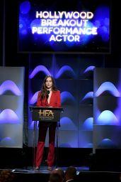 Dakota Johnson – Hollywood Film Awards 2017 in Los Angeles